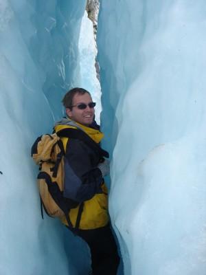 New Zealand Franz Josef Glacier