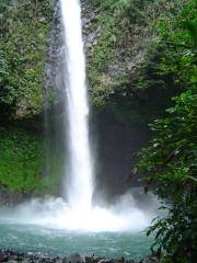 La Fortuna Waterfall, dsc00088