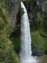 Bridal Veil Falls (Waikato)