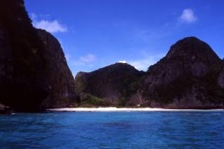 Ko Phi Phi, The Beach