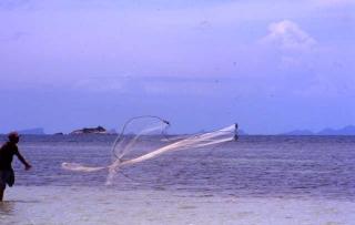 Ko Pha Ngan, Fisherman